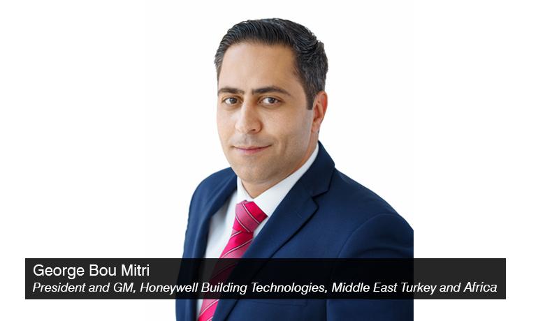 George Bou Mitri,-Honeywell-Building-Technologies,-techxmedia