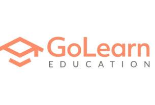 GoLearn Education Logo - techxmedia