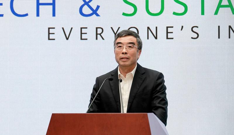 Huawei's-Chairman-Liang-Hua - techxmedia