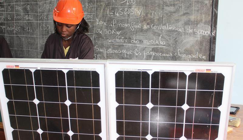 Ivorian women - work opportunities - energy sector - techxmedia