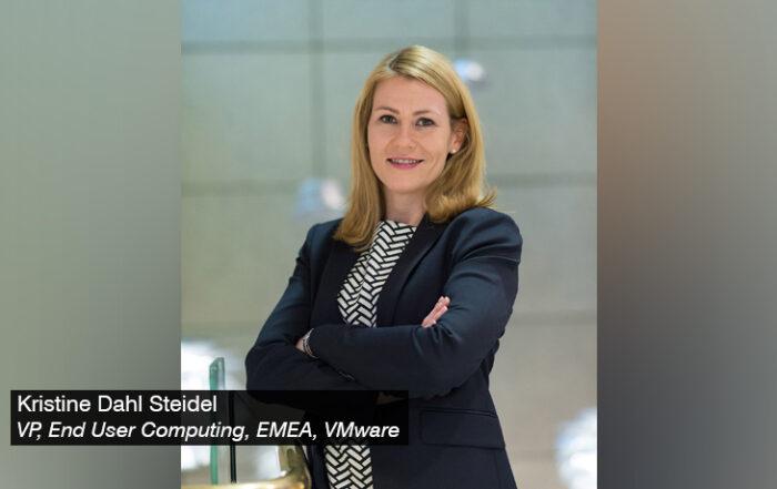 Kristine Dahl Steidel,- VMware - techxmedia