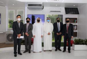 LG-Air-Solutions-Showroom---Dubai-Opening- techxmedia