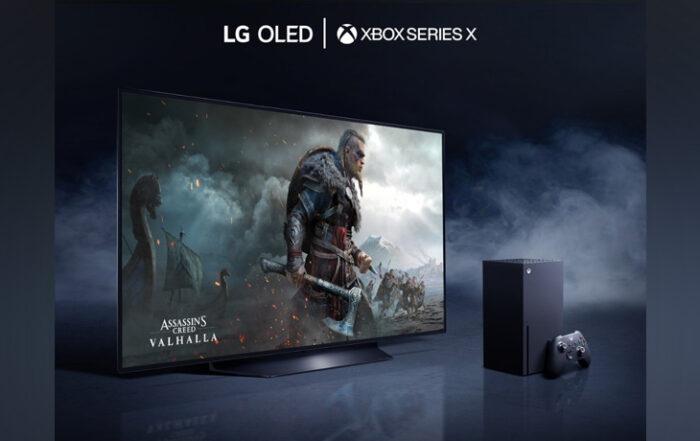 LG OLED TV - Xbox Series X - gaming - KSA - techxmedia