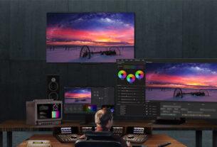 LG OLED pro monitors- content production - techxmedia