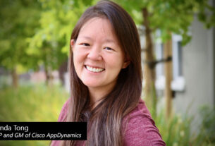 Linda Tong-Cisco AppDynamics - techxmedia