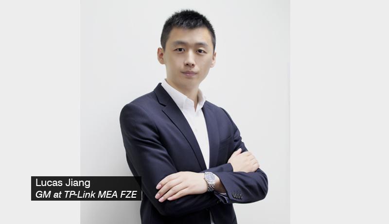 Lucas Jiang - TP-Link MEA FZE - techxmedia