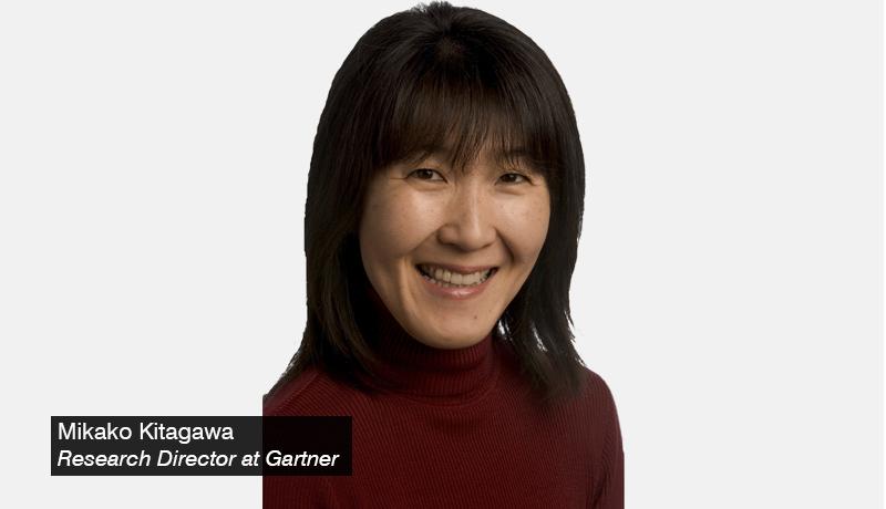 Mikako - Kitagawa - research director - Gartner - techxmedia