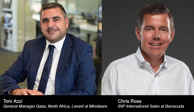 Mindware - Barracuda - distribution agreement - Africa - techxmedia