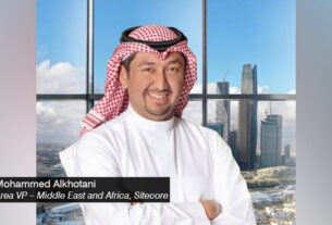 Mohammed Alkhotani, Sitecore - techxmedia