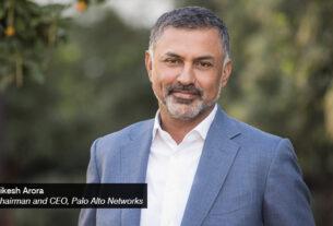 Nikesh Arora - chairman - CEO - Palo Alto Networks - techxmedia