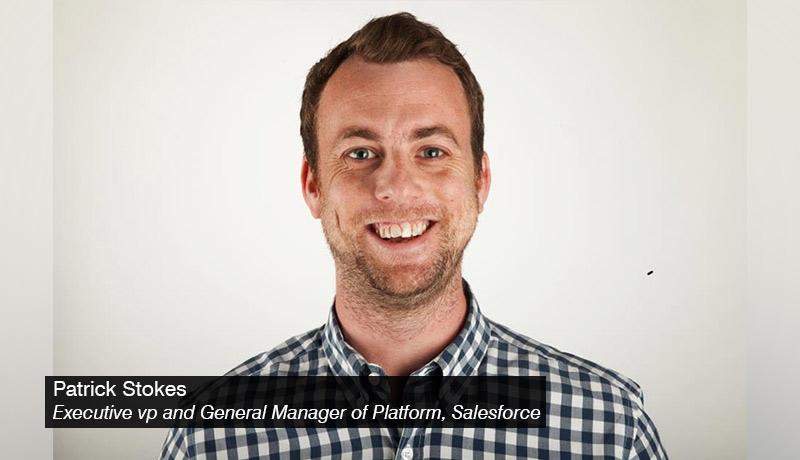 Patrick Stokes - Salesforce - techxmedia