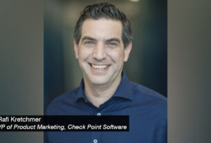 Rafi-Kretchmer-VP-of-Product-Marketing-at - checkpoint -techxmedia