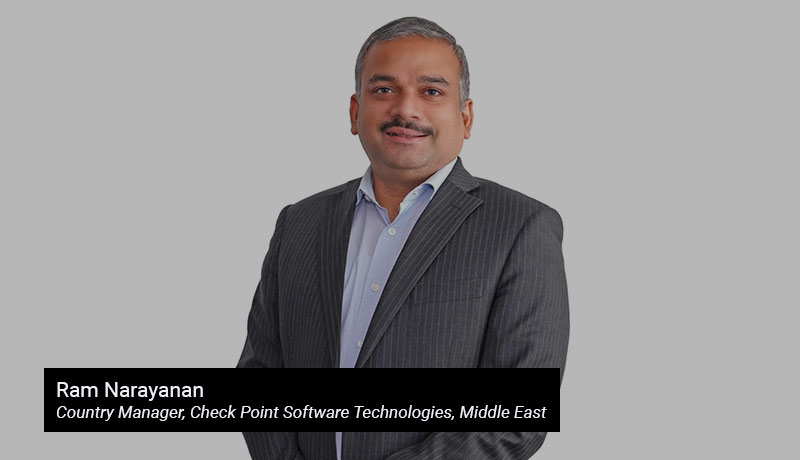 Ram-Narayanan - Check-Point-Software-Technologies - techxmedia