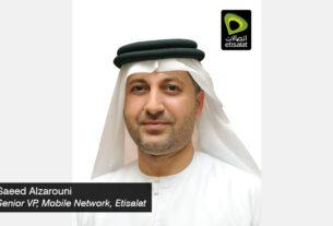 Saeed-Alzarouni - Senior-Vice-President - Mobile-Network - Etisalat - techxmedia