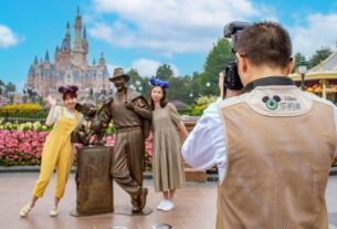 Shanghai Disney Resort - DEI - -Multi Year Resort- Alliance - techxmedia