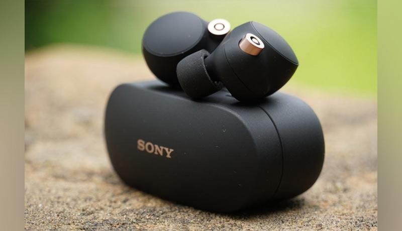 Sony - WF-1000XM4 earbuds - techxmedia