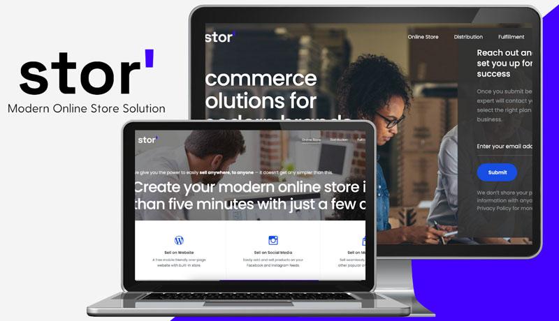 Stor - eCommerce solutions - UAE - techxmedia