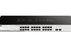 D-Link DGS-F1210-26PS-E - techxmedia