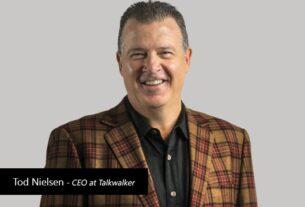 Talkwalker - Tod Nielsen - global CEO - techxmedia
