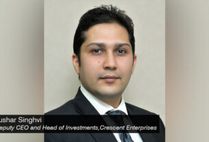 Tushar-Singhvi-,Deputy-CEO-and-Head-of-Investments-,-Crescent-Enterprises'