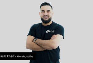 Udrive- Founder - Hasib Khan - techxmedia