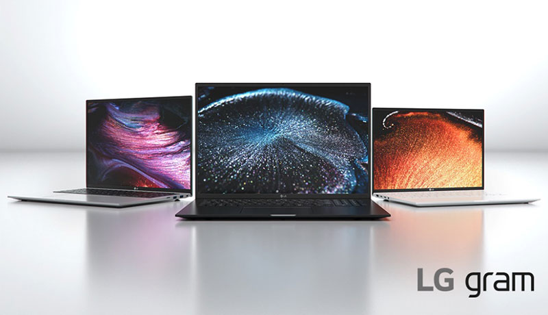 Ultra-light weighed laptop series - UAE by LG - techxmedia