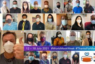 World-Mask-Week - 3M - Pandemic Action Network - techxmedia