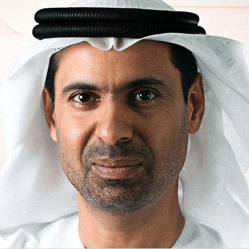 H.E. Yousuf Hamad Al Shaibani, Director General of the Dubai Electronic Security Center - techxmedia