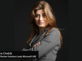 Yvonne Chebib - Global Partner Solutions Lead - Microsoft UAE - techxmedia
