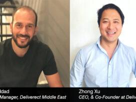 Zhong-Xu and Naji Haddad -Deliverect - techxmedia