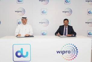 du- Wipro launch - Multi-Cloud-Platform - techxmedia