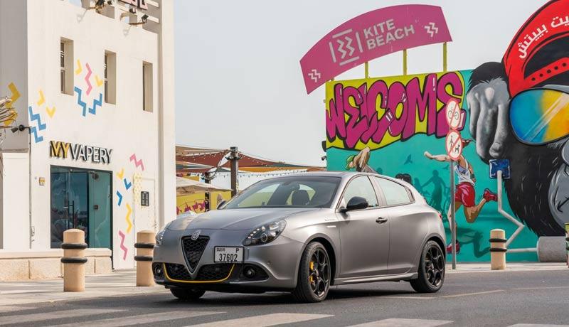 ekar - Alfa Romeo Giulietta Veloce - techxmedia