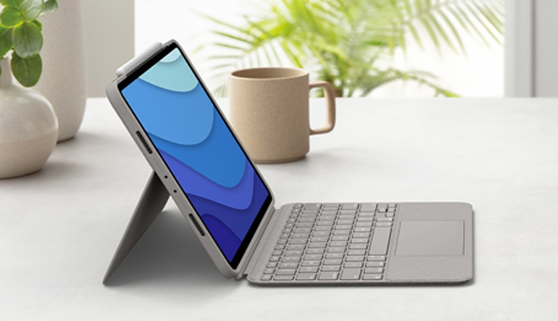 Logitech's Combo Touch available for iPad Air - techxmedia