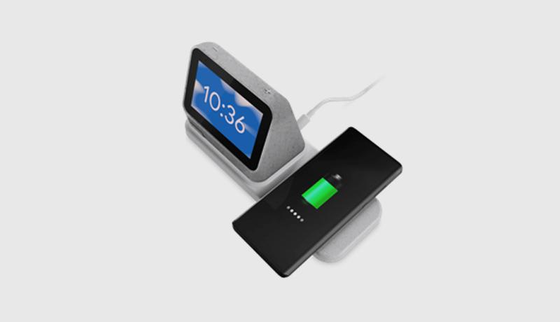 Lenovo Smart Clock  -techxmedia