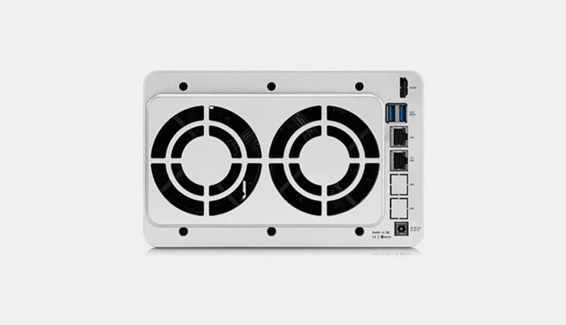 ins2 - TerraMaster - F4-421 professional NAS - intel quad-core processor - techxmedia