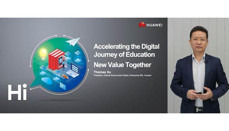 Thomas-Xu,-President-of-the-Global-Go-...-ent-Sales-of-Huawei-Enterprise-BG. - techxmedia