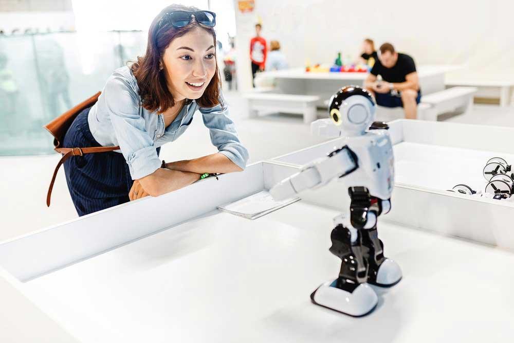 robot - techxmedia