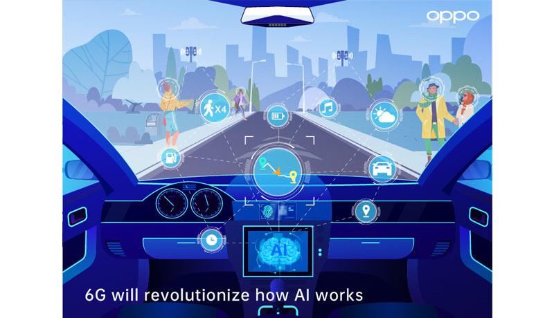 6G - OPPO - 6G white paper - 6G AI-Cube Intelligent Networking - techxmedia