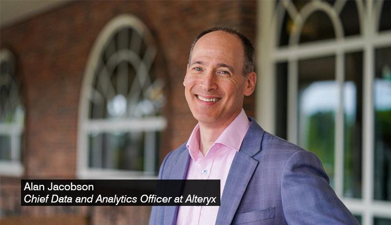 Alan Jacobson-Alteryx - techxmedia