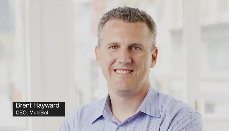 Brent Hayward - CEO - MuleSoft - techxmedia