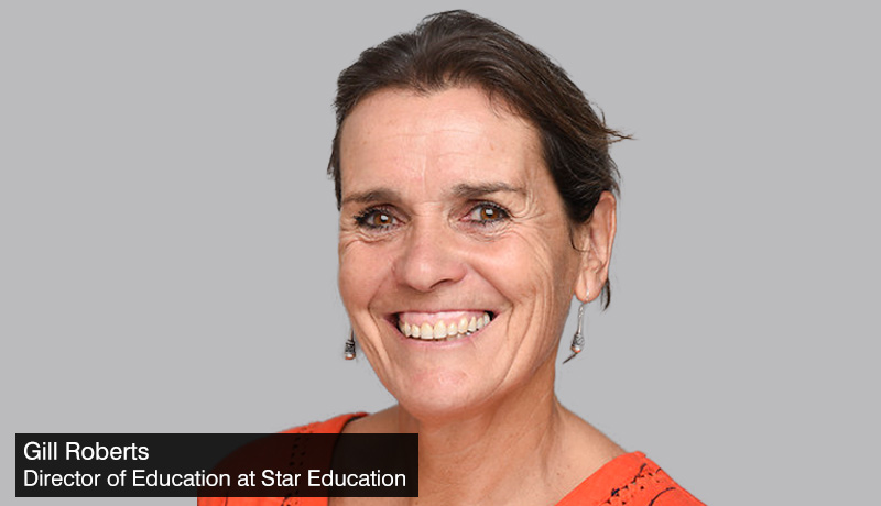 Gill Roberts - Star Education - techxmedia