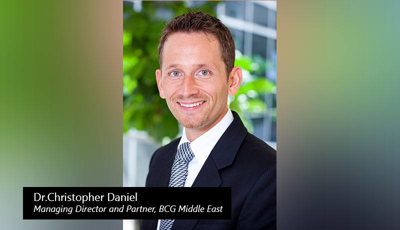 Dr.Christopher Daniel - Managing Director and Partner - BCG Middle East - techxmedia