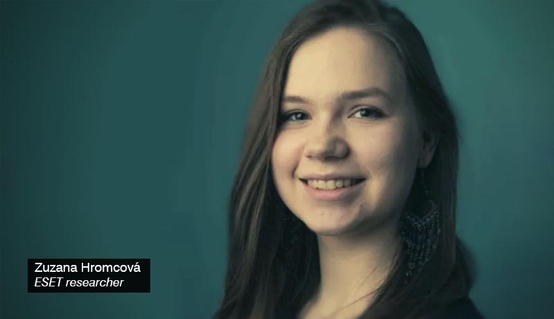 ESET-researcher-Zuzana-Hromcová - techxmedia