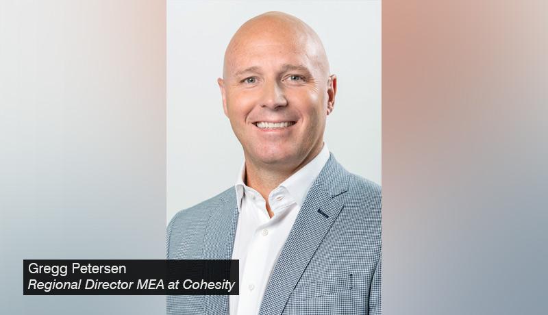 Gregg Petersen - Cohesity - techxmedia