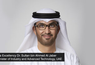 His-Excellency-Dr.-Sultan-bin-Ahmed-Al-Jaber,-the-UAE's-Minister-of-Industry-and-Advanced-Technology - UAE - UN-rankings - industrial-sector - techxmedia