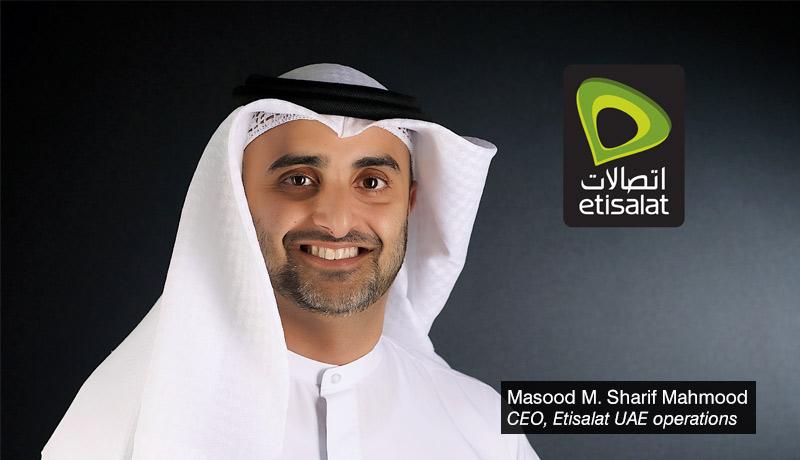 Masood-M.-Sharif-Mahmood,-CEO,-Etisalat-UAE-operations - techxmedia