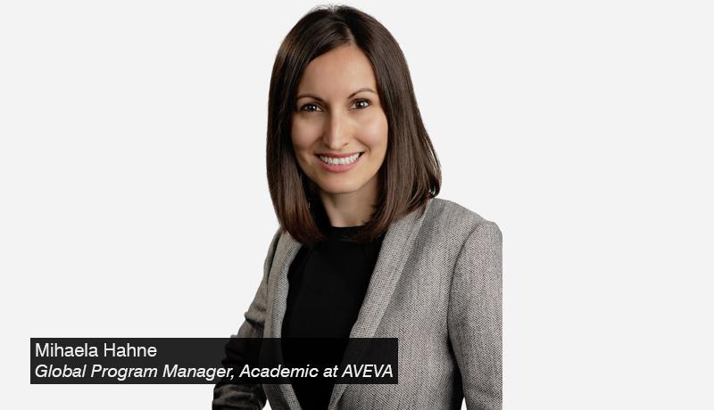 Mihaela-Hahne,-Global-Program-Manager,-Academic-at-AVEVA - techxmedia