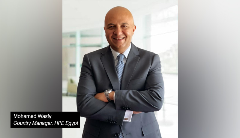 Mohamed-Wasfy - Country-Manager - HPE-Egypt - TECHXMEDIA