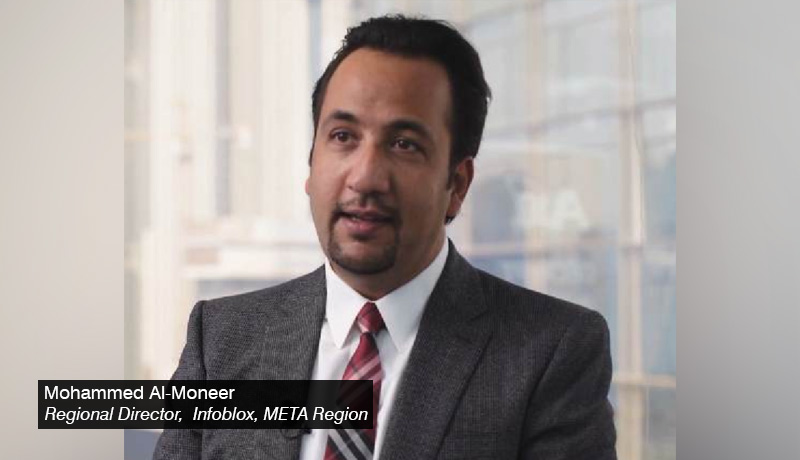 Mohammed-Al-Moneer - Regional-Director - Infoblox - META-Region - techxmedia