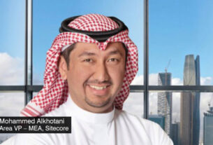 Mohammed-Alkhotani - Area-Vice-President - Middle-East-and-Africa - Sitecore- techxmedia
